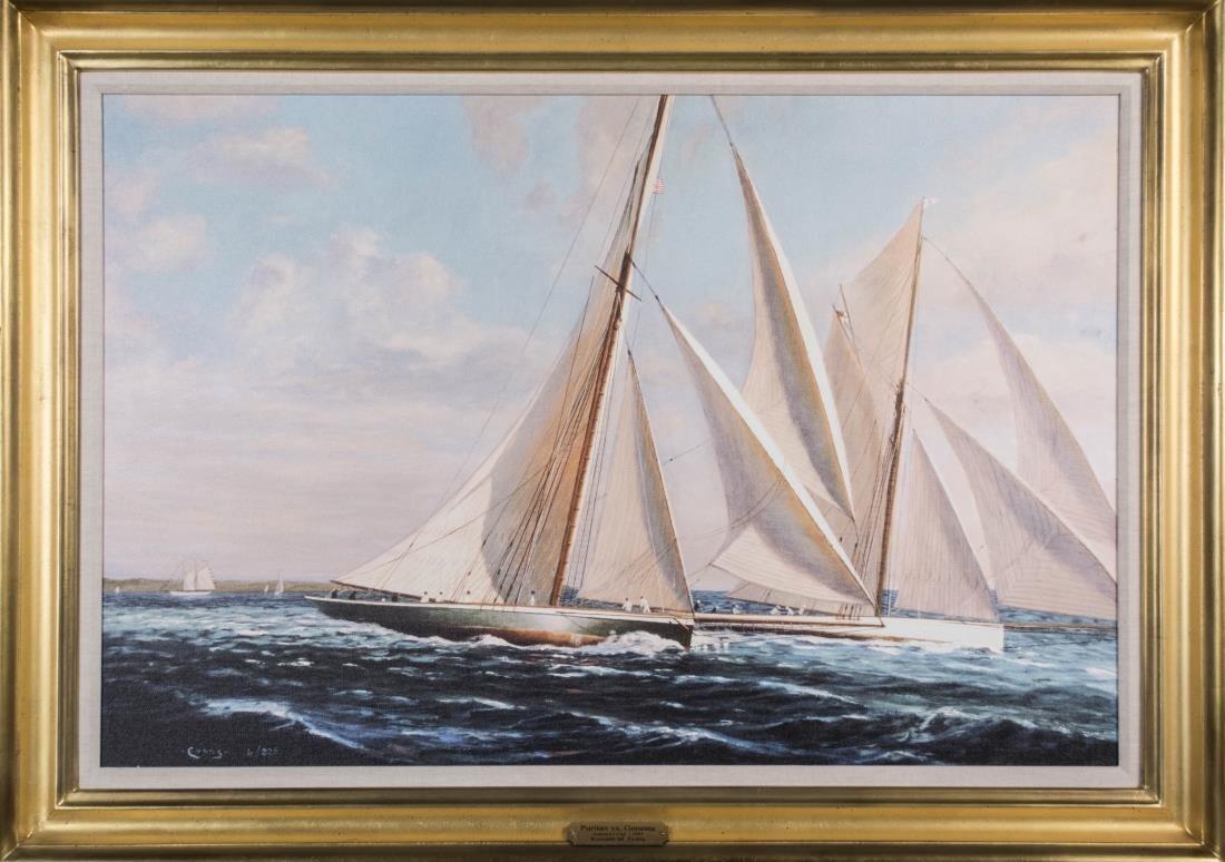 Kenneth Evans, Giclee Print