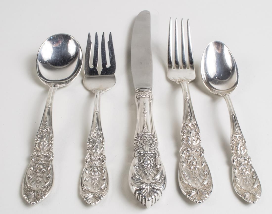 International Sterling Silver Flatware