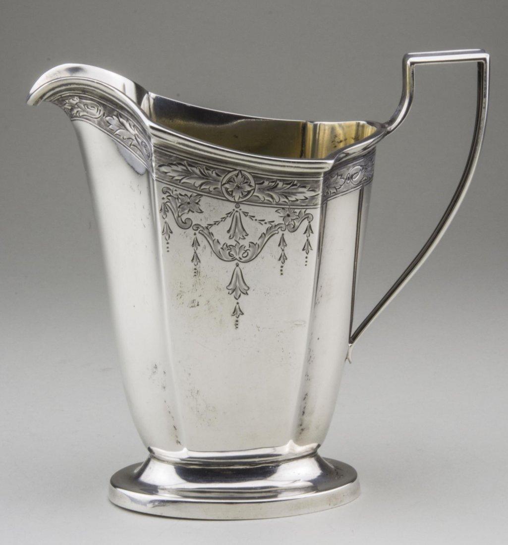 International Sterling Silver Milk Jug