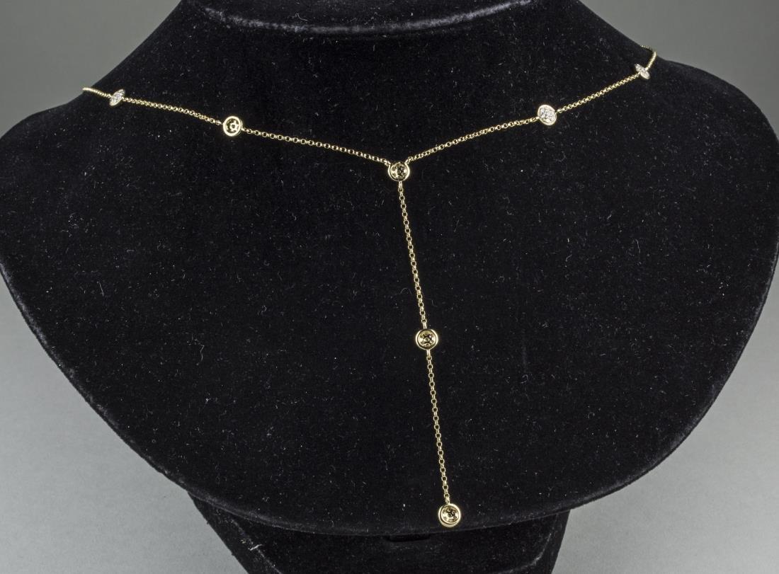 Diamond Necklace   *