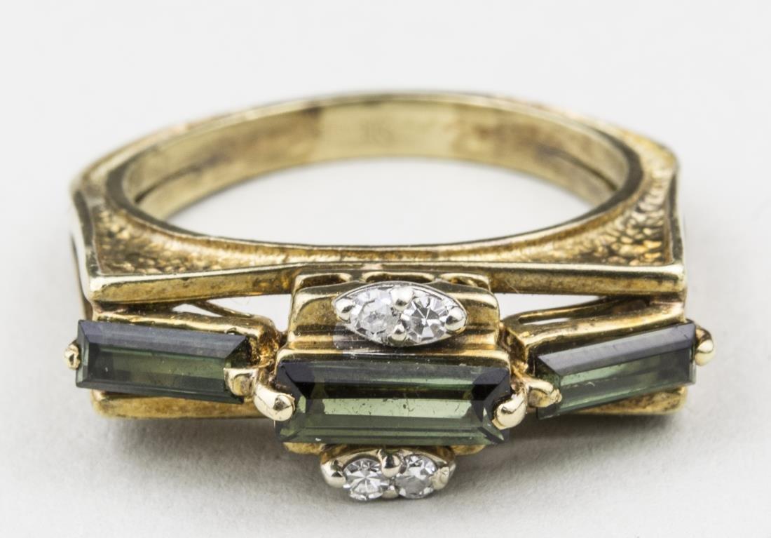Tourmaline Ring   *