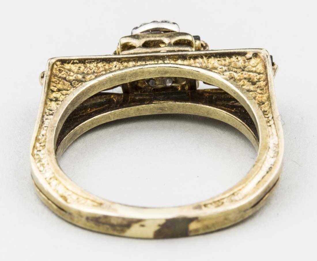 Tourmaline Ring   * - 3