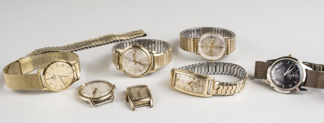 Group of Vintage Watches