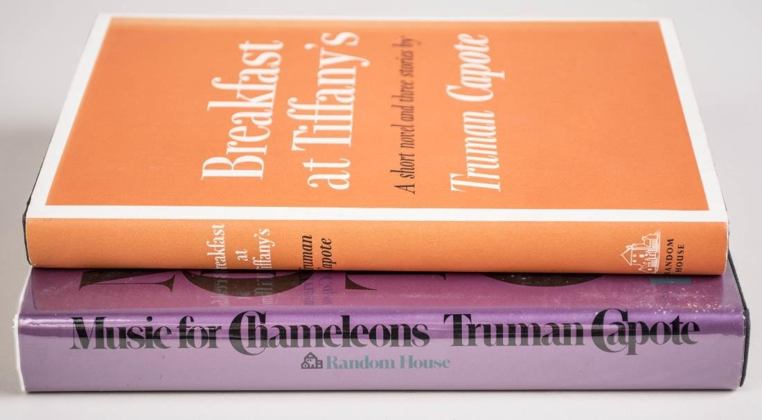 Two Truman Capote Novels