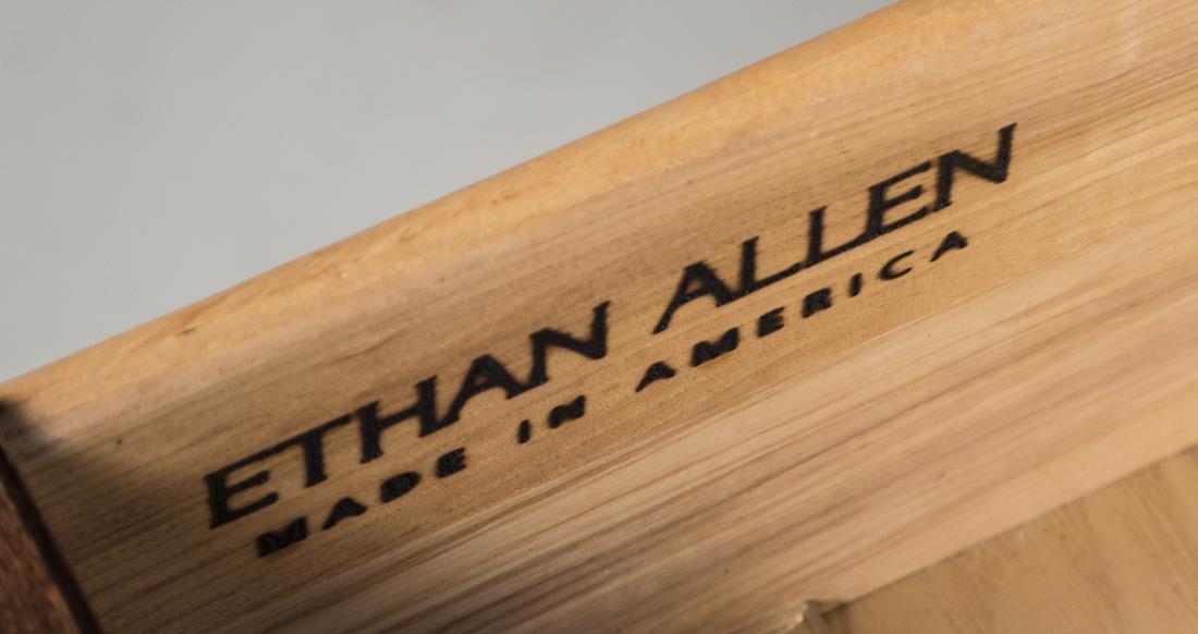 Ethan Allen Entertainment Cabinet - 3