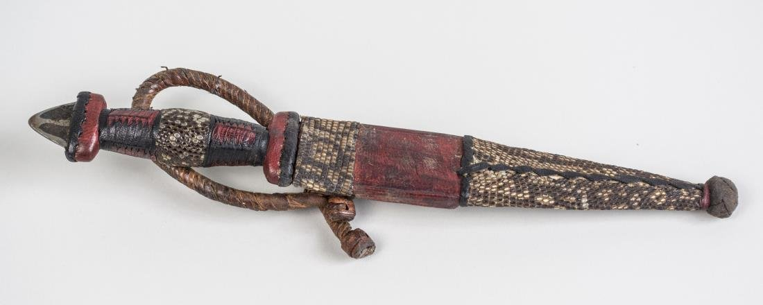 North African Knife