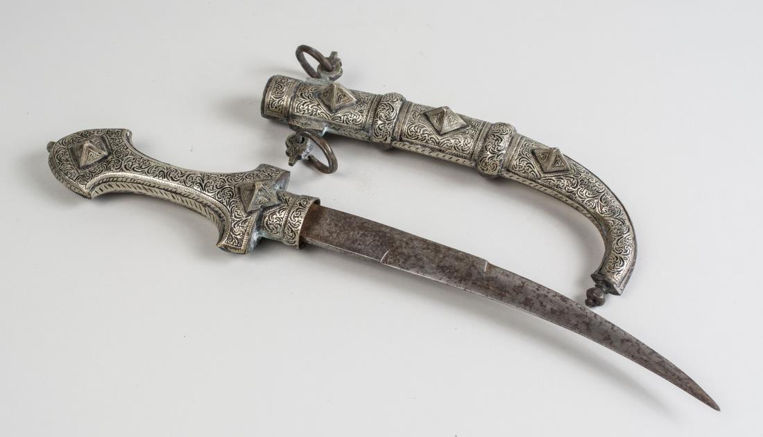 Jambiya Dagger - 3