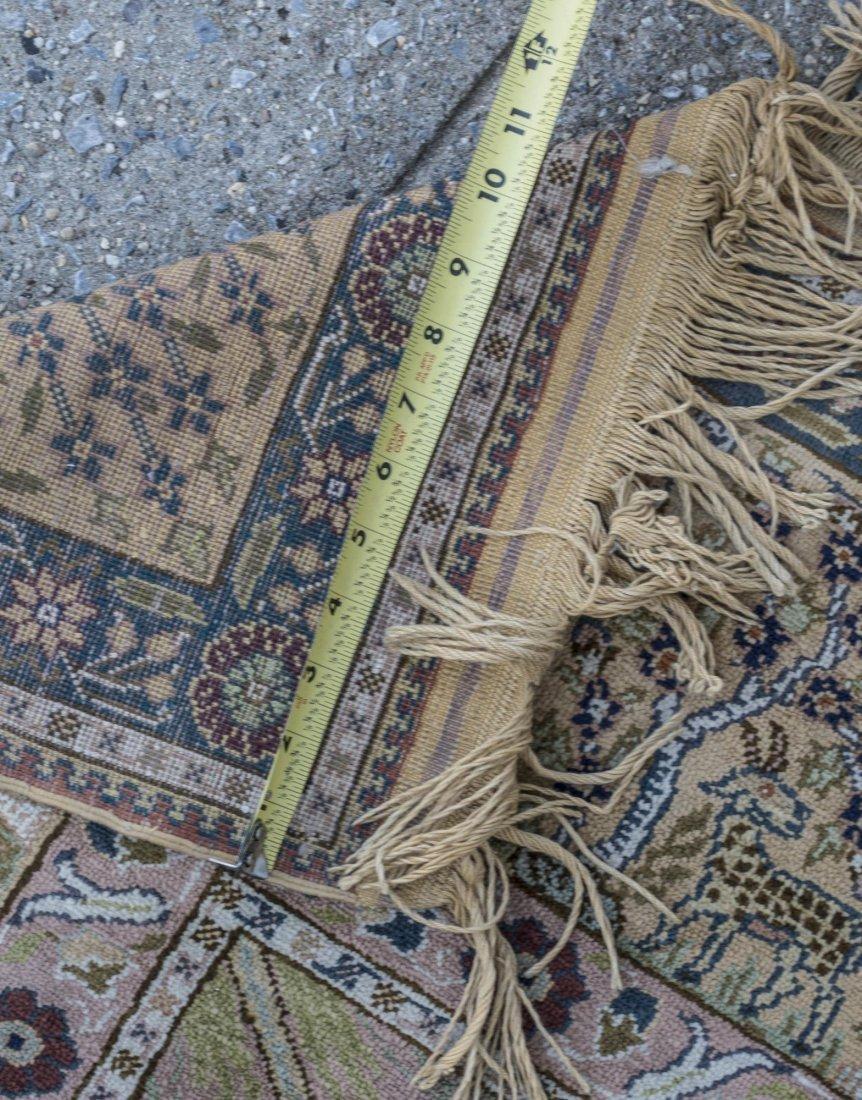 Turkish Kayseri Silk Carpet - 2