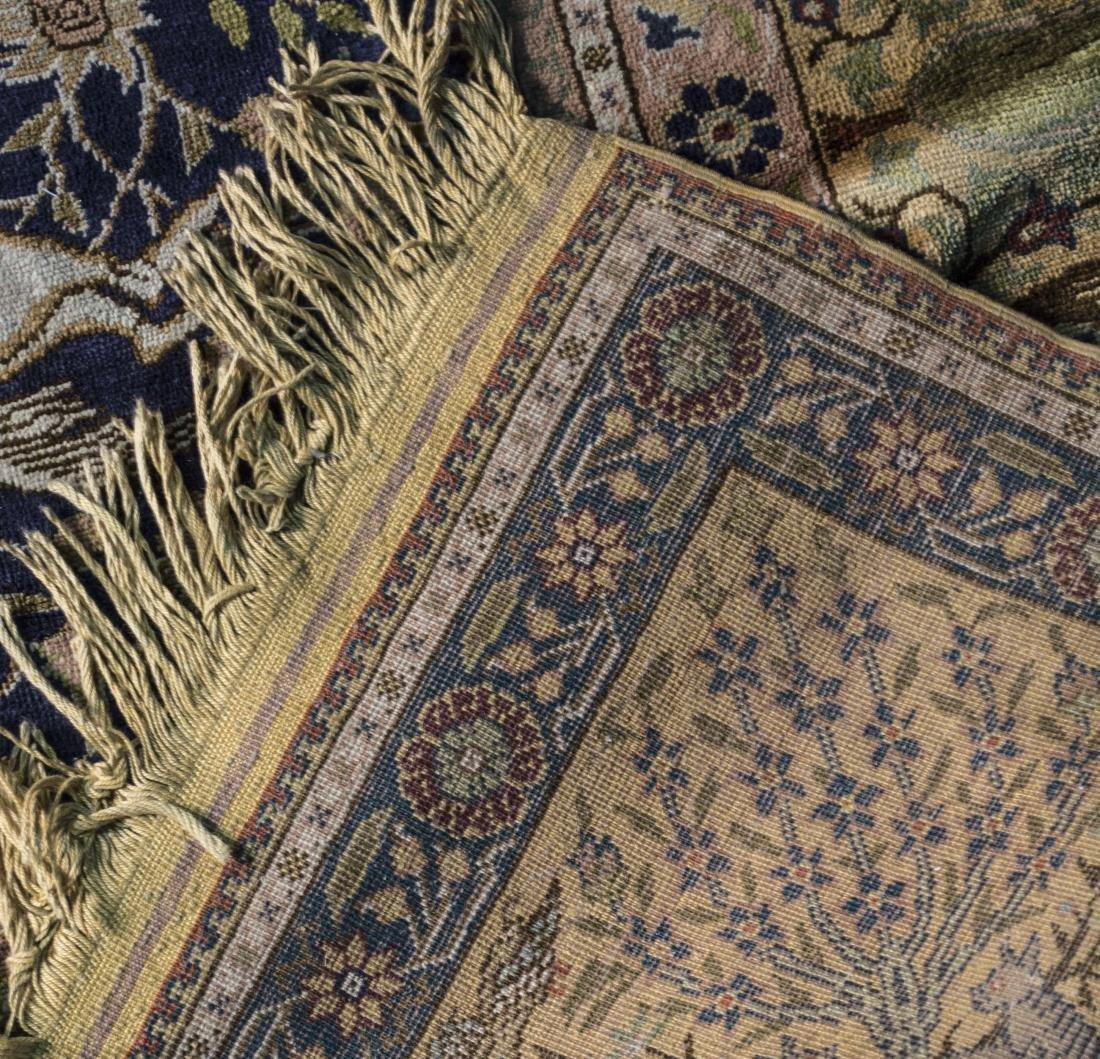 Turkish Kayseri Silk Carpet - 3
