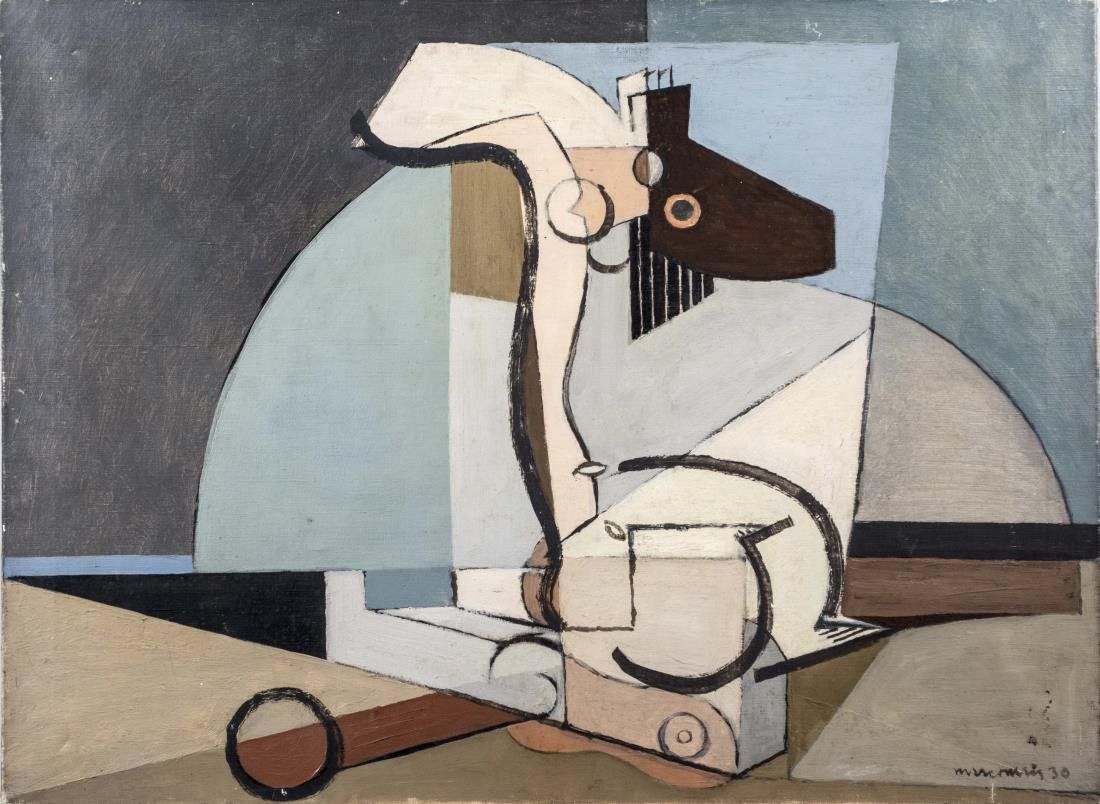 Louis Marcoussis (French, 1883-1941)