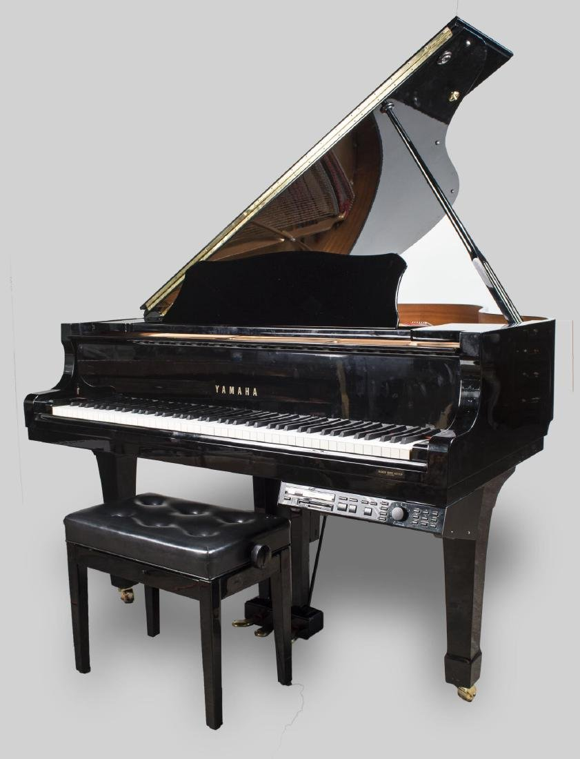 Yamaha C3 Player Grand Piano   *