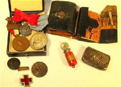 2288 Lot of Victorian items