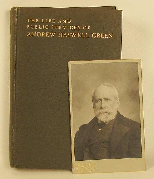 4003: Book: First edition copy of The Life and Public S