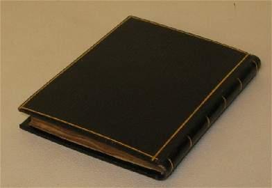 4360: Hebrew book, old illuminated manuscript