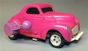 AURORA IMPOSTERS WILLYS COUPE DRAGSTER CAR