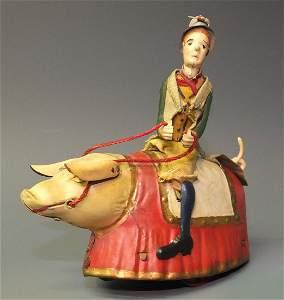 LEHMANN GERMAN PADDY & THE PIG TIN WINDUP