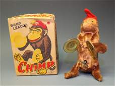 ALPS WINDUP BAND LEADER CHIMP & BOX