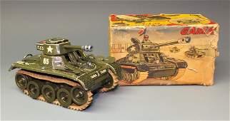 GERMAN GAMA MONTAGE WINDUP TANK 65/3 & BOX