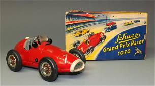 SCHUCO FERRARI GRAND PRIX RACER 1070 & BOX