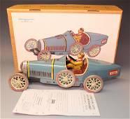 PAYA 1930 BUGATTI RACER TIN WINDUP & BOX