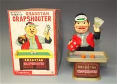 CRAGSTAN CRAPSHOOTER BATTERY OP  BOX