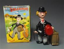 CHARLIE CHAPLIN EL VAGABUNDO ALEGRE & BOX