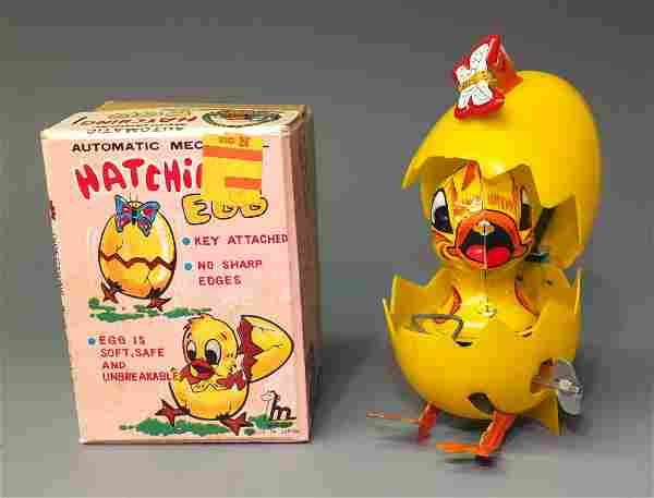 MIKUNI HATCHING CHICK EGG WINDUP & BOX