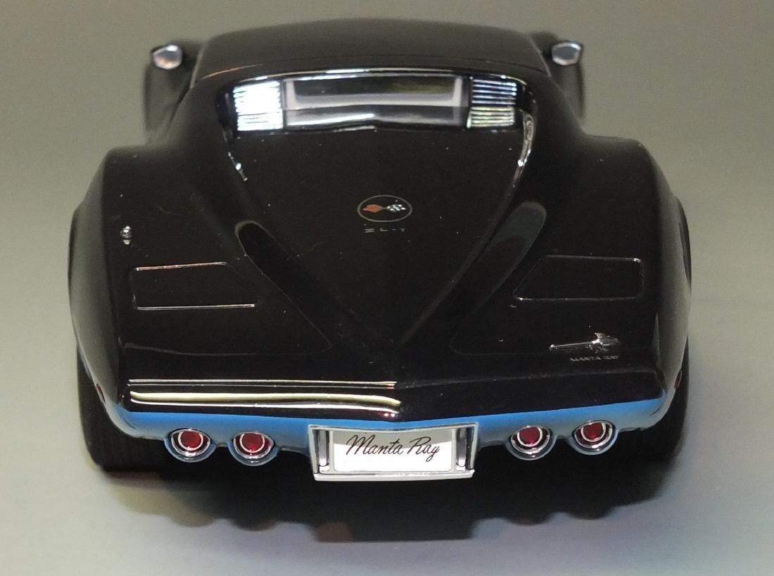AUTOARTÿMILLENNIUM BLUE 1968 CHEVROLET CORVETTE MANTA - 6