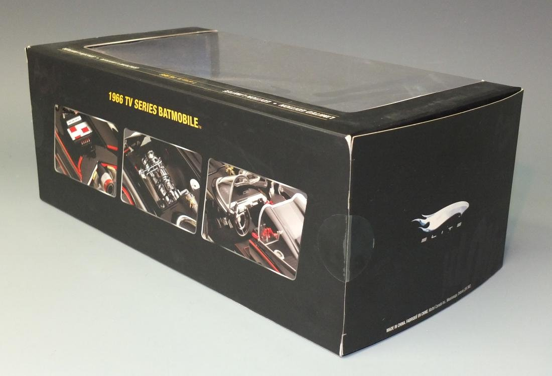 HOT WHEELS ELITE LIMITED EDITION 1966 TV SERIES - 6