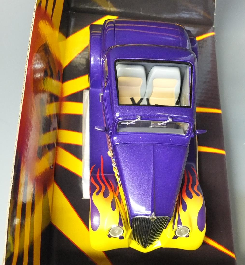 RARE 2002 FIRST GEAR 1933 FAST WILLYS COUPE DIECAST CAR - 3