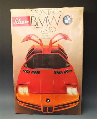 SCHUCO 225295 MONTAGE BMW TURBO CAR KIT BOX