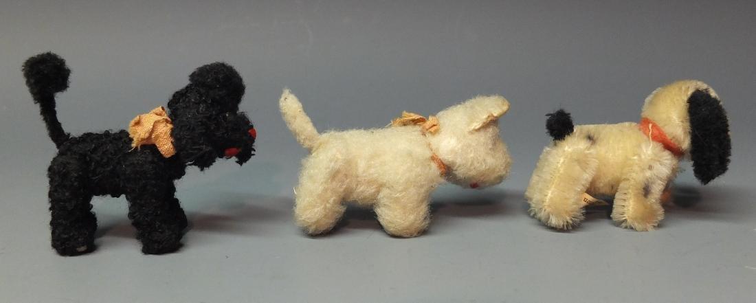 3 SCHUCO GERMAN NOAH'S ARK DOGS - 2