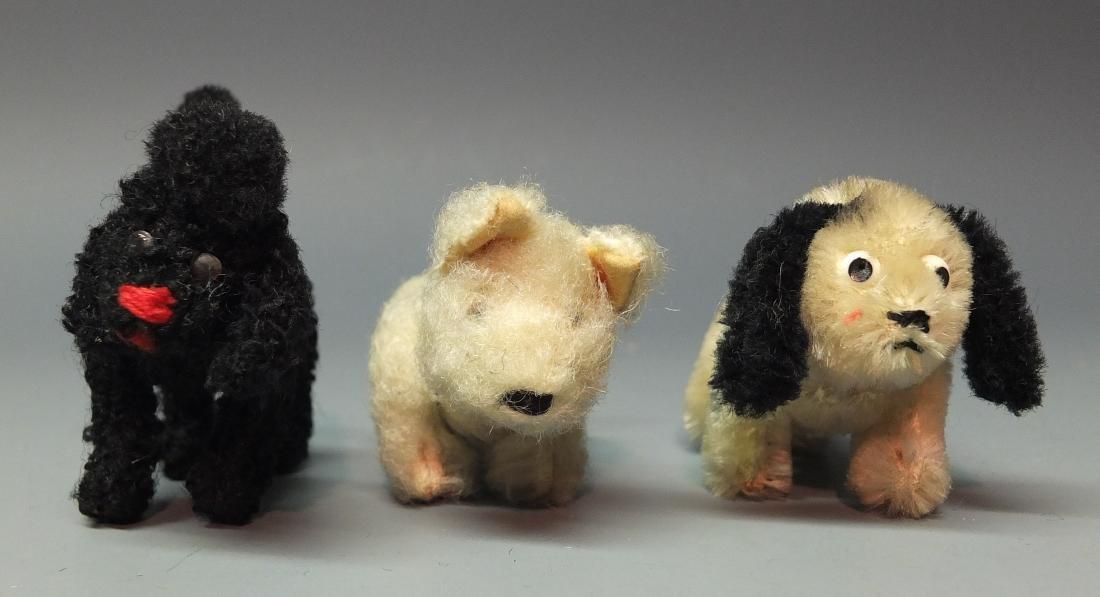 3 SCHUCO GERMAN NOAH'S ARK DOGS - 3