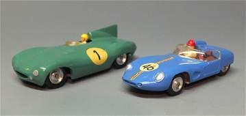 2 SOLIDO LE MANS RACERS