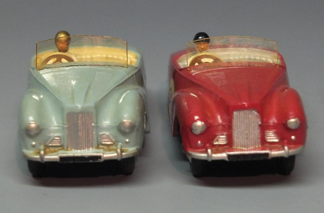 2 DINKY SUNBEAM ALPINE #107 RACE CARS - 3