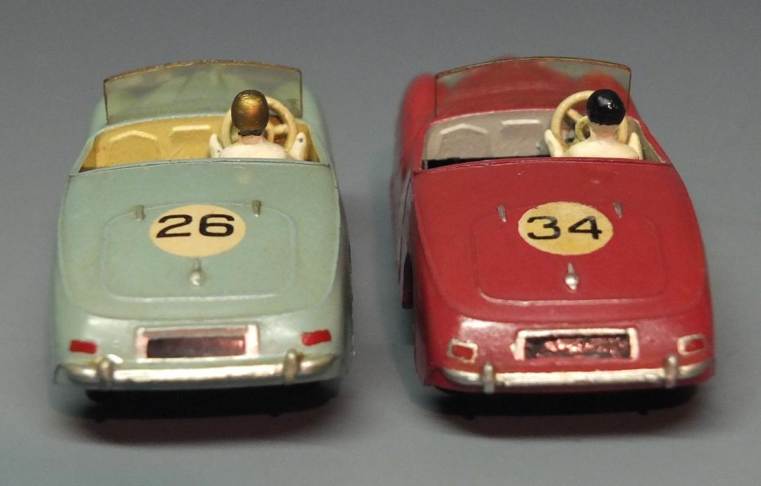 2 DINKY SUNBEAM ALPINE #107 RACE CARS - 5