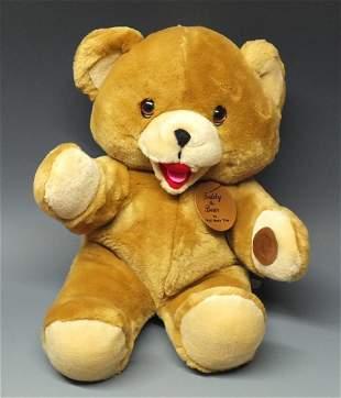 TATTLE TALK FRIENDS TEDDY BEAR