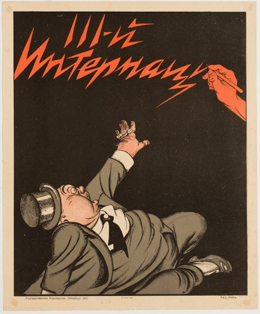 21: DENI, V. III International, 1921