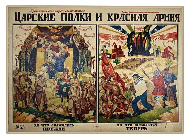 16: MOOR, D. Tsar's Regiments and the Red Army