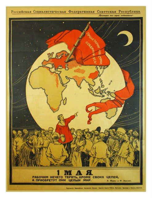 8: APSIT, A. May Day, 1919