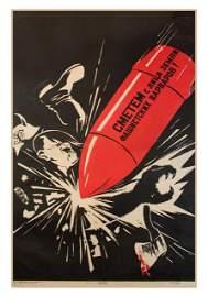 76: DOLGORUKOV, N. Wipe the Fascist Barbarians From the