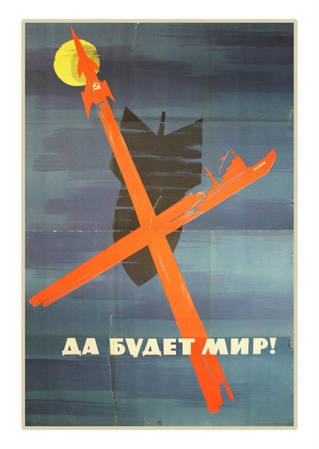116: LITVINOV, N. Let There Be Peace, 1959