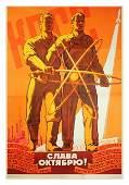 SOLOVIEV, E. Glory to October!, 1960