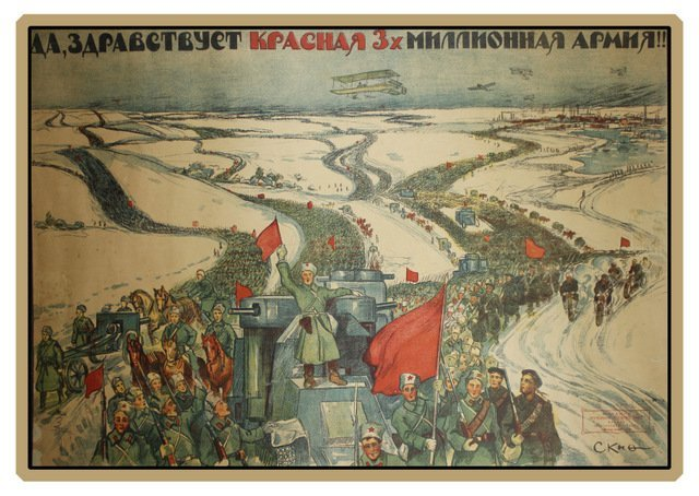 15: APSIT, A. Long Live the 3,000,000 Strong Red Army!,