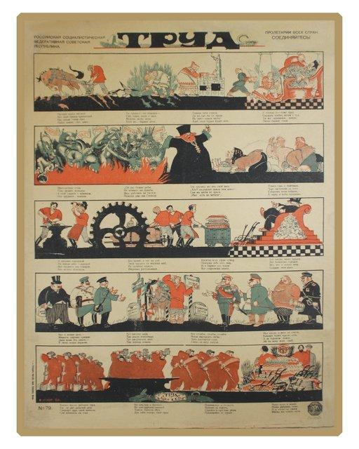 10: MOOR, D. Labor, 1920