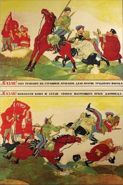 MOOR, D. Cossack! Turn Your Horse Around, 1920
