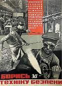 VERBITSKY, L. Enforce the Safety Rules, c. 1931