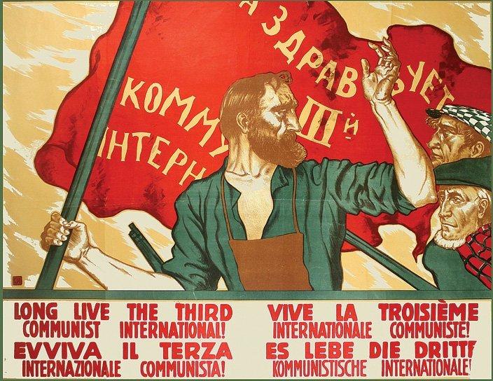 IVANOV, S. Long Live the Third Communist