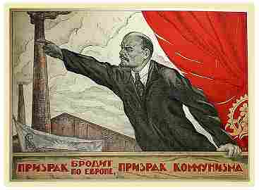 SHCHERBAKOV, V. A Specter Is Haunting Europe – the