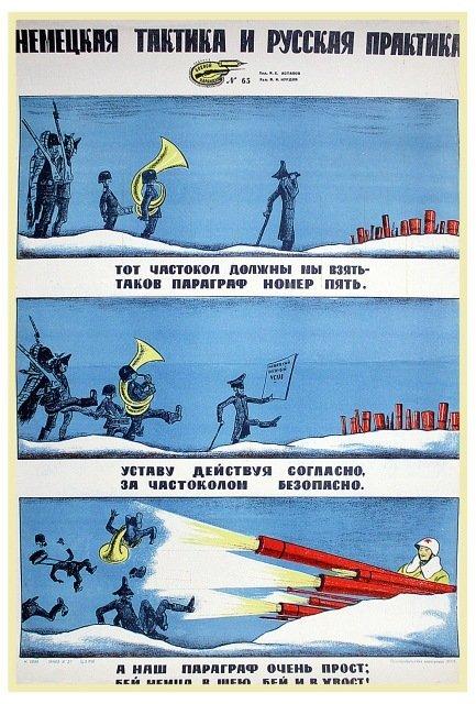 ASTAPOV, I., and KURDOV, V. German Tactics and Russian